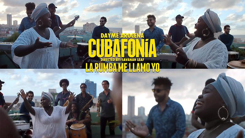 Daymé Arocena - ¨La Rumba me llamo Yo¨ - Videoclip - Dirección: Savanah Leaf. Portal del Vídeo Clip Cubano