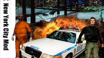 GTA III Mod New York Extreme