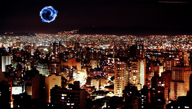 Best Evidence Of UFOs Hovering Over Sao Paolo In Brazil