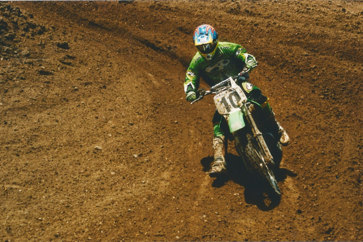 Larry Ward Budds Creek 2000