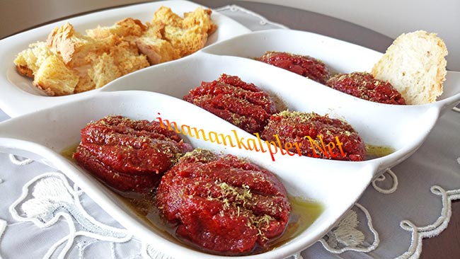 Zeytinyağlı Kahvaltılık Salça -inanankalpler.net