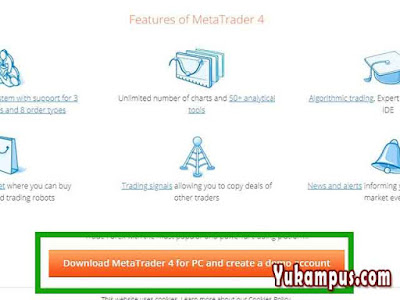 cara install metatrader ci pc windows