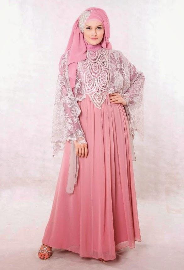 15 Contoh Model Busana Muslim Untuk Ibu Hamil Terbaru Baju Gamis