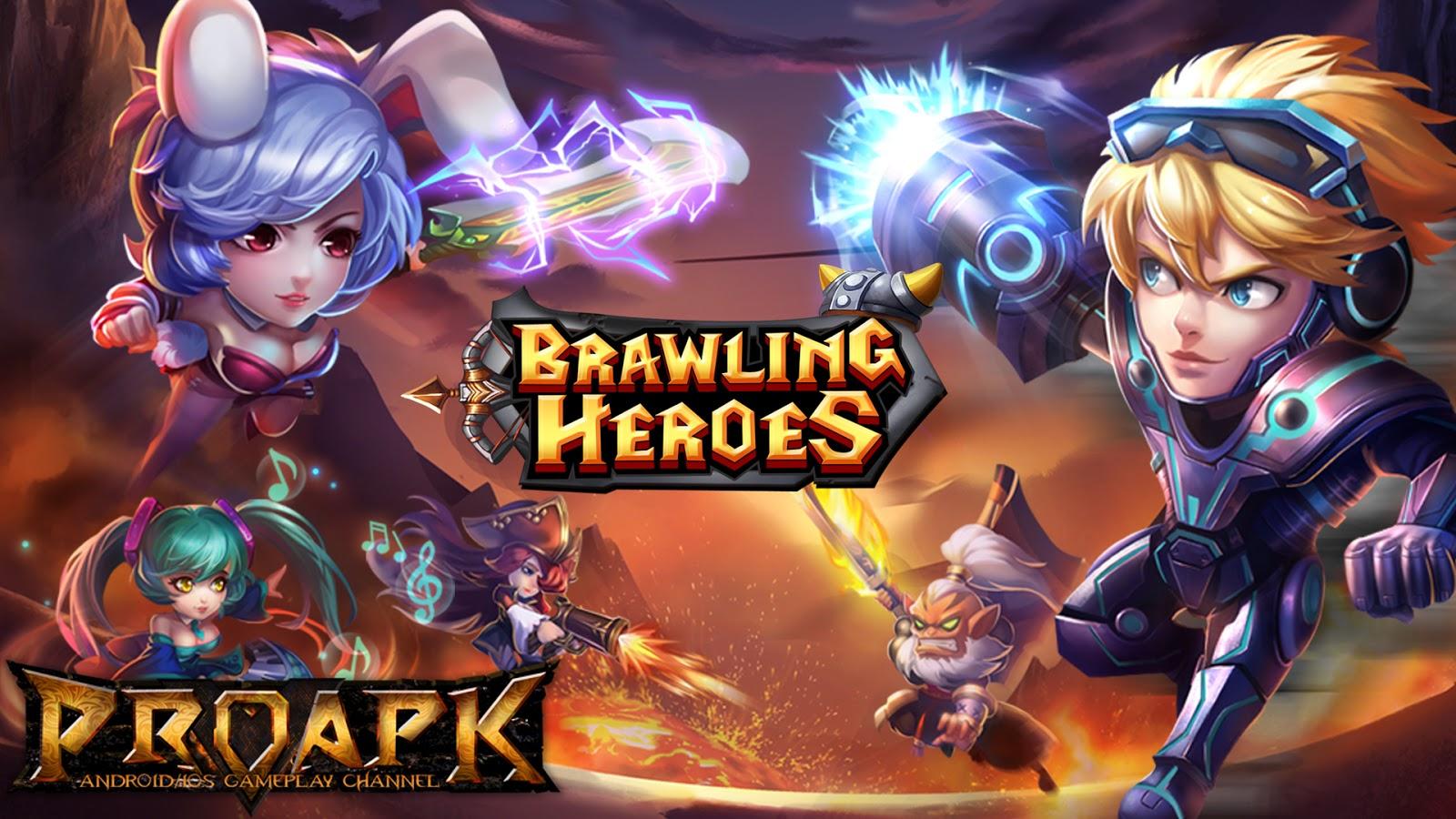 Brawling Heroes