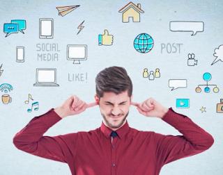 Beberapa hal yang dapat anda lakukan dalam mengurangi kecanduan media sosial