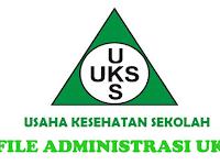 Contoh File Administrasi UKS Lengkap