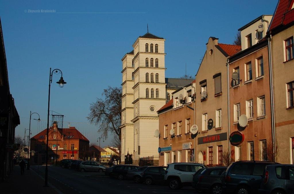Lidzbark Warmiński, cerkiew prawosławna