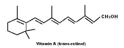 FAT-SOLUBLE VITAMINS. VITAMIN A