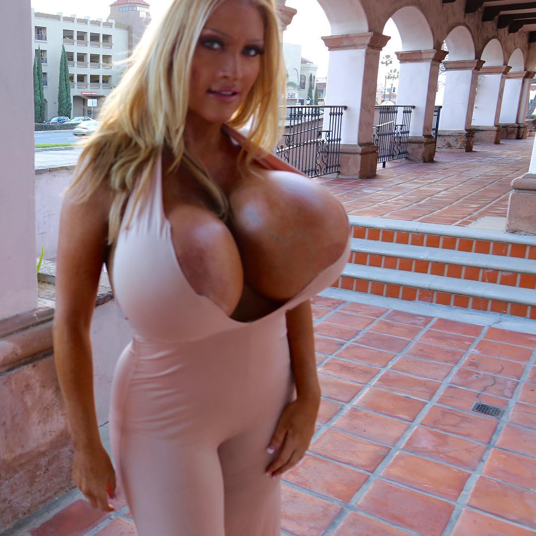 Big milf boobs