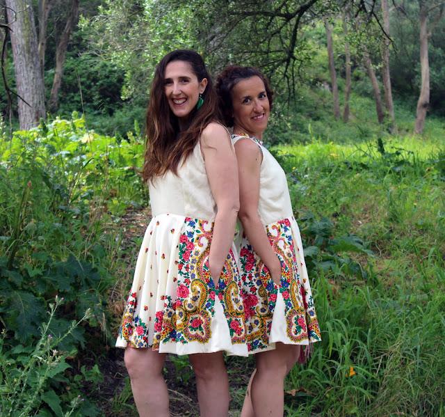 vestidos Linhas D'Anjo