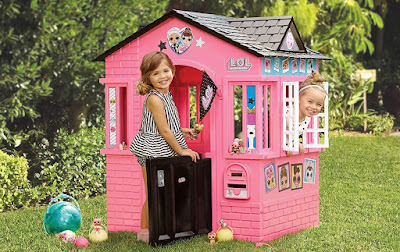 L.O.L. Surprise Cottage Playhouse