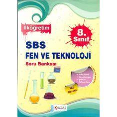 Altın Bilgi 8. Sınıf SBS Fen ve Teknoloji Soru Bankası 2010