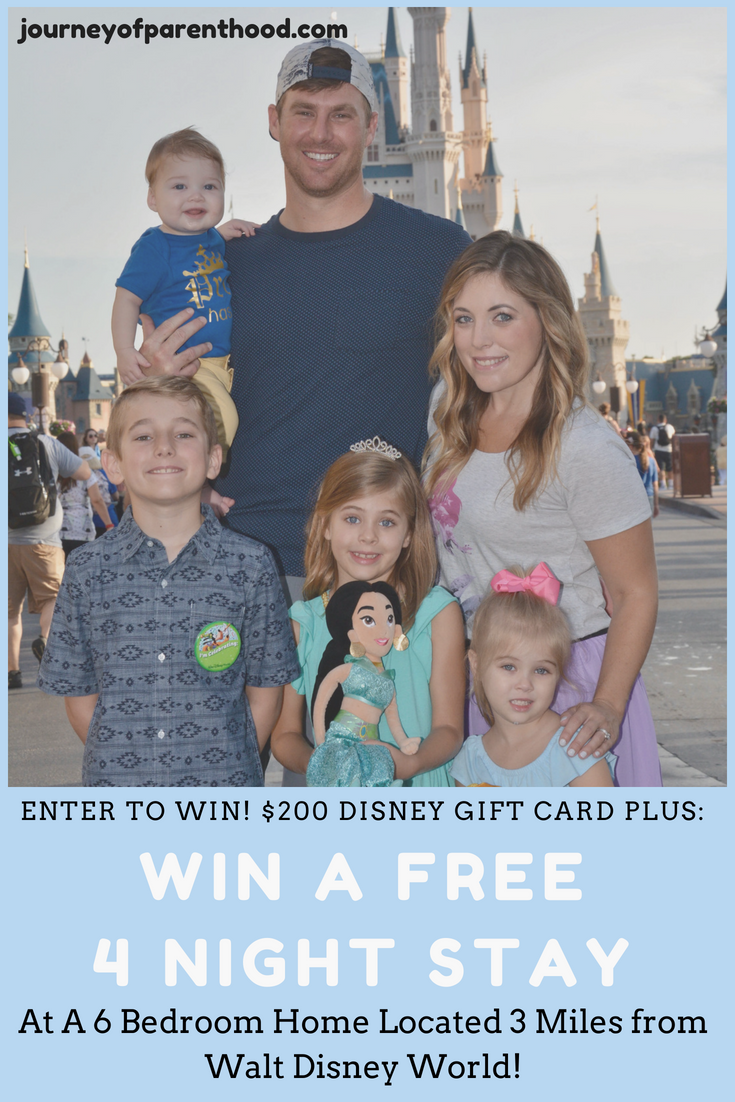 10th Blogging Anniversary Celebration – Disney Giveaway!