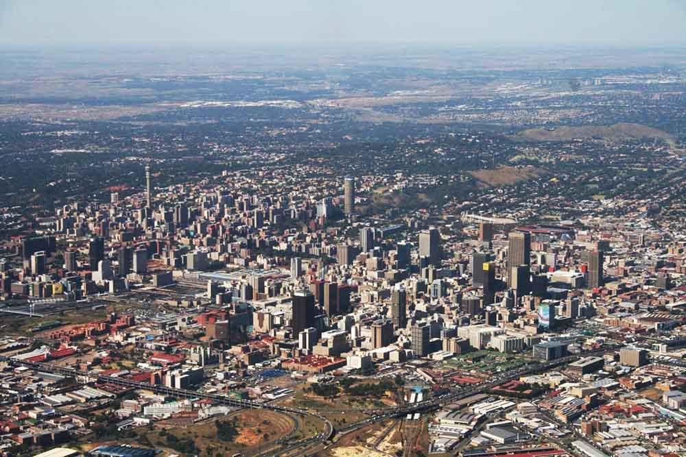 Johannesburg, Afrikës së Jugut