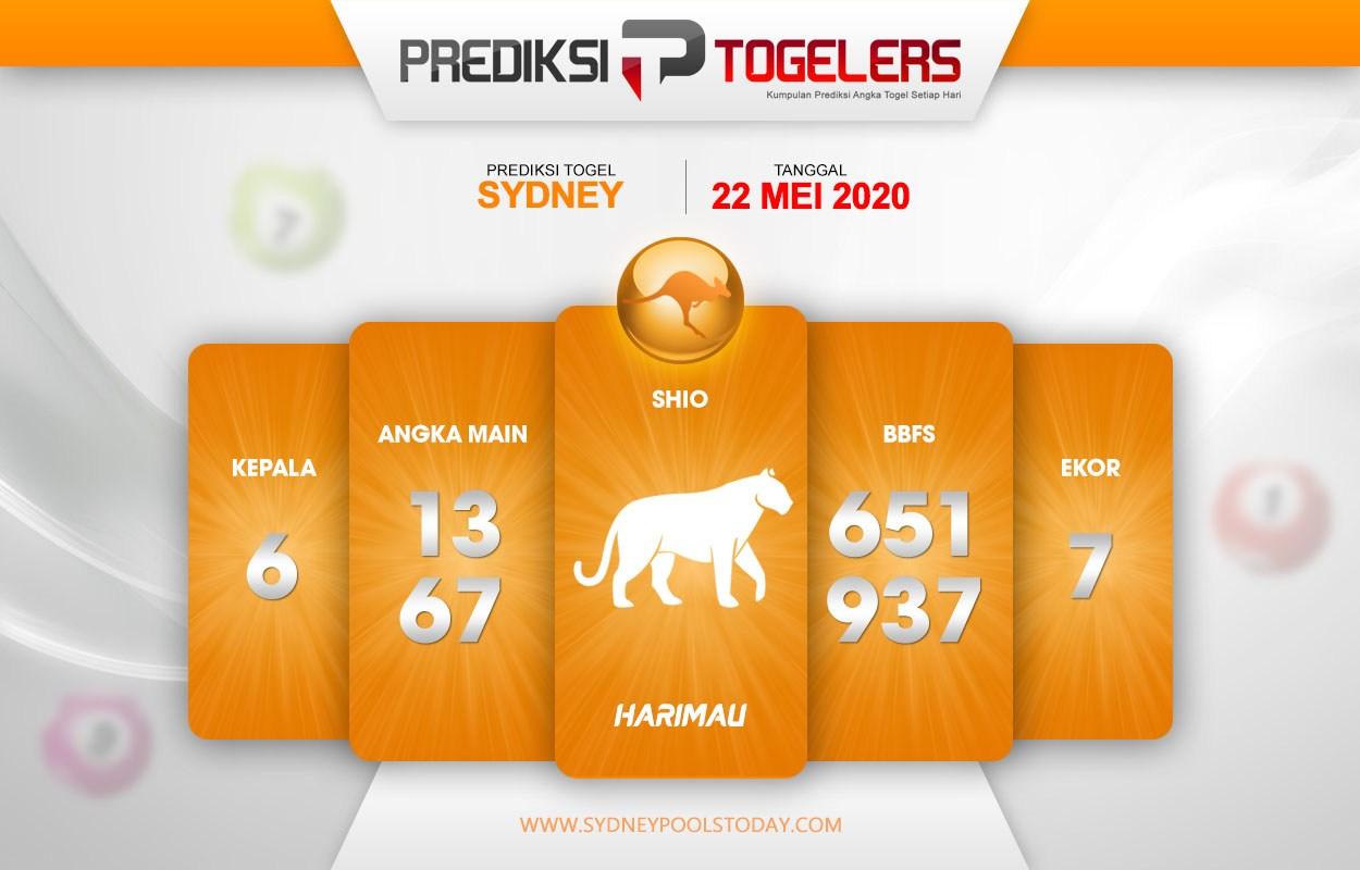 Prediksi Togelers Sydney