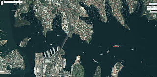 Sydney Harbour Aerial Photography