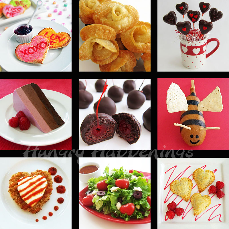Valentines Day Recipes Recap Edible Crafts For Kids And Adults