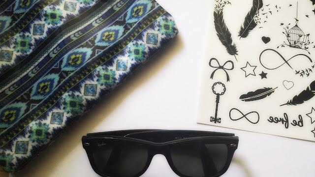 les accessoires indispensables de l'été 2015