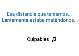 Manuel Turizo Culpables significado de la canción.