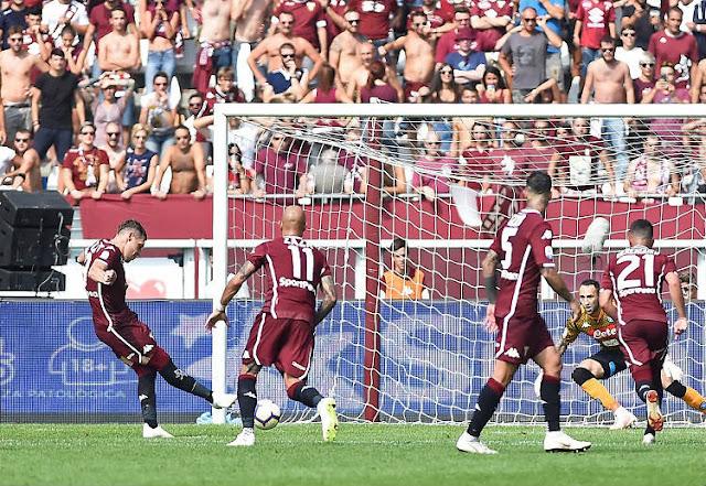 Torino vs Juventus 16 Desember 2018