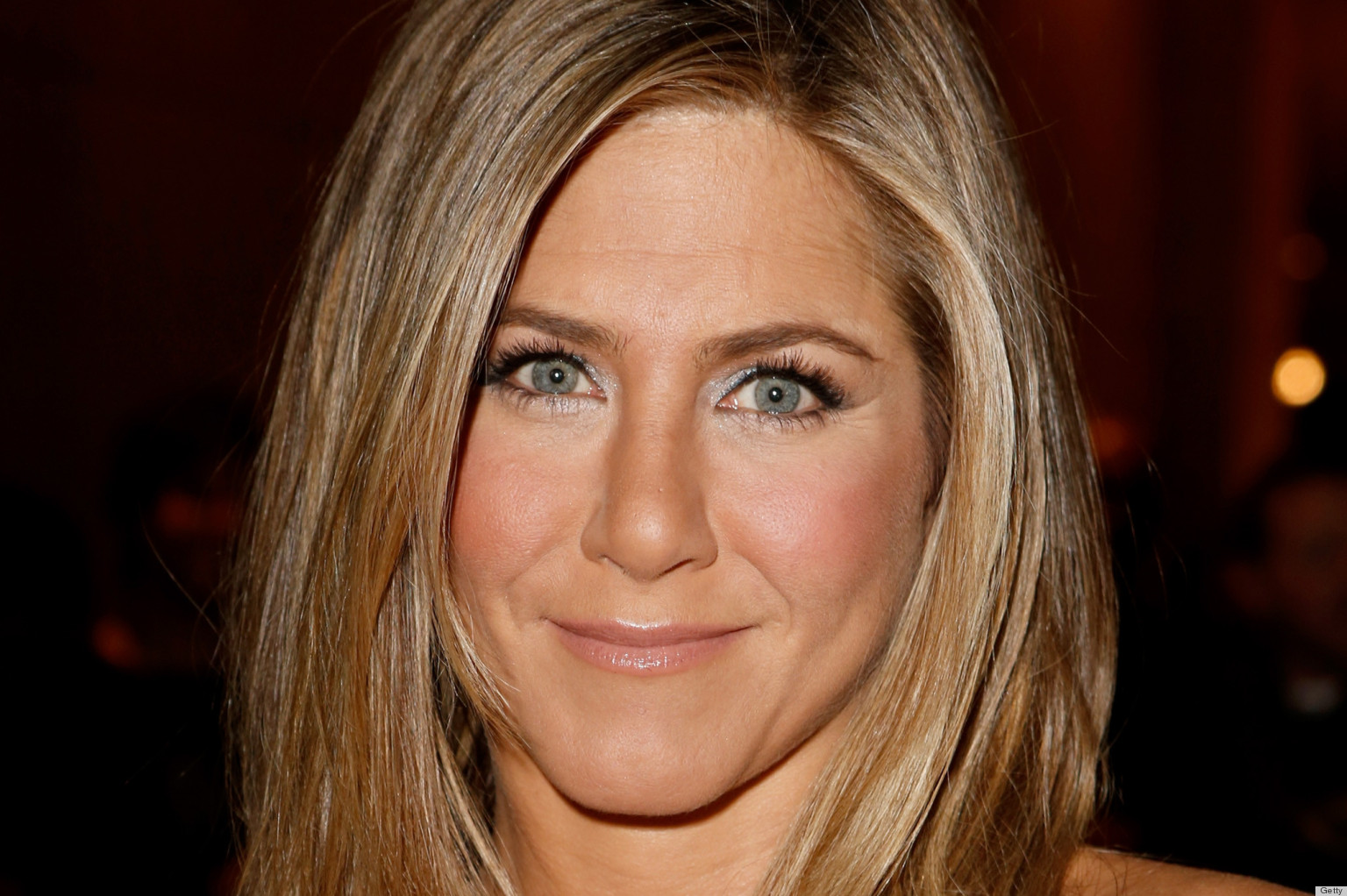 Jennifer Aniston: Close-set Eyes Makeup