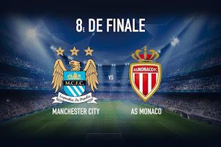 موناكو يفوز على مانشستر سيتي ثلاثية مقابل هدف ويصعد الى دور الثمانية اليوم الاربعاء 15-3-2017 فى دوري أبطال اوربا