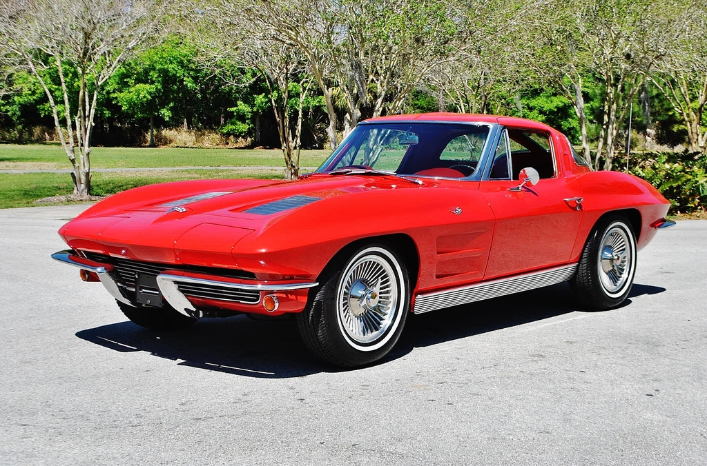 All American Classic Cars  1963 Chevrolet Corvette 2