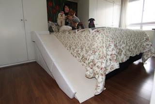 rampas para camas altas, cama box