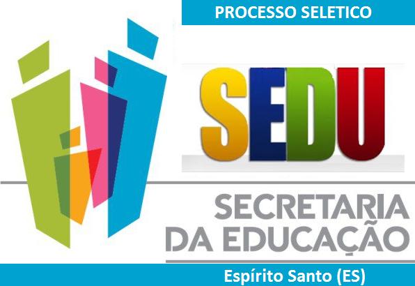 dc4cae4472 A Secretaria Estadual de Educação do Espírito Santo publicou três editais  de seleção com salários iniciais de até R  3.554