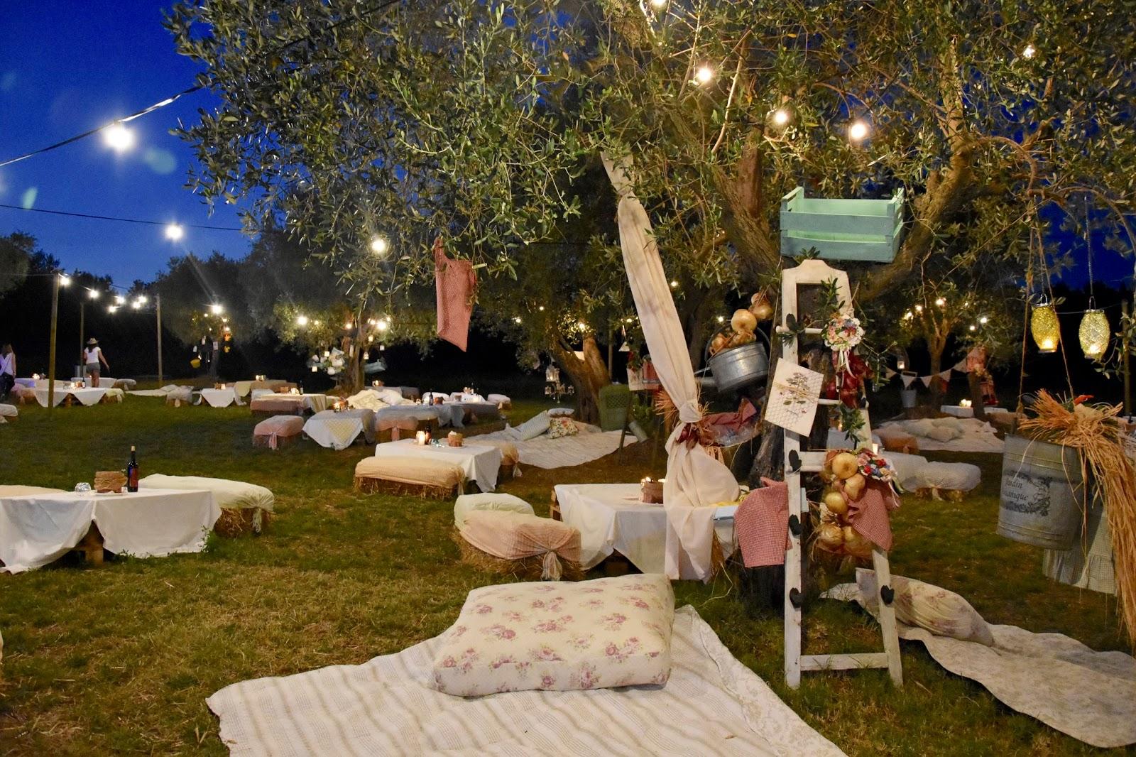 Locanda I Girasoli Matrimonio : Coccole di fine estate il picnic della locanda i girasoli