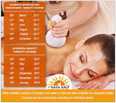 http://ayurvedacoursesindia.com/ayurveda-courses/