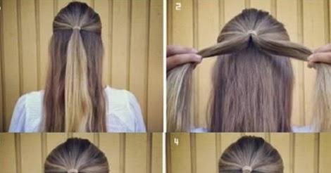 Half Up Rose Braided Bun Hairstyle Tutorial Calgary Edmonton