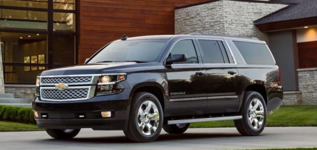 2022 Chevy Suburban 3500 Engine And Release Date