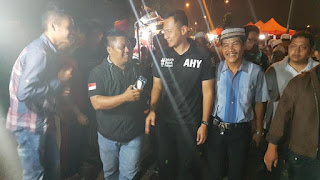 Agus Yudhoyono Dicurhati Pedagang di KBT: Minta Tak Digusur
