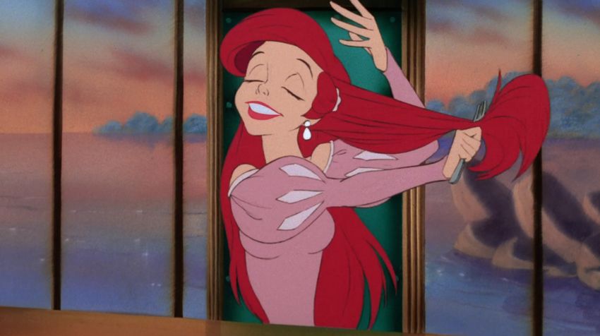 Thoughts On: The Little Mermaid - Character & Story: An ...