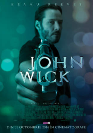 John Wick 2014 Dual Audio BRRip 1080p Hindi English