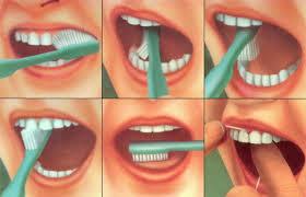cara gosok gigi yang benar