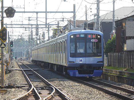 西武池袋線 快速 飯能行き2 横浜高速鉄道Y500系(2016入間航空祭臨時列車)