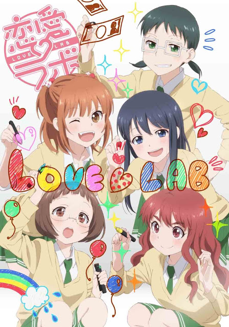 Download OST Opening Ending Anime Love Lab Full Version