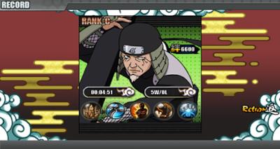 Naruto Senki v2.0 Apk tobirama
