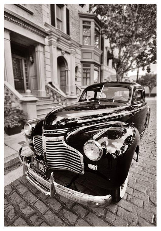 Amazing Car Photos: Amazing Shots Of Classic Cars