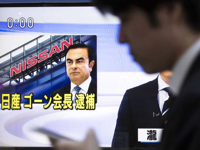 Carlos Ghosn Case Shines Light on Japan Justice System