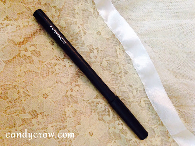 MAC Eye Kohl Smolder review