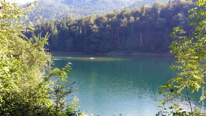 Остров на Биоградском озере, Черногория