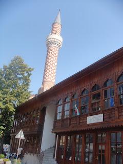 Filibe merkezdeki Cuma Camii