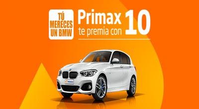[Sorteo] Tú Mereces un BMW - Primax