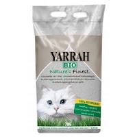 Yarrah Bio Litière agglomérante pour chats 7 kg