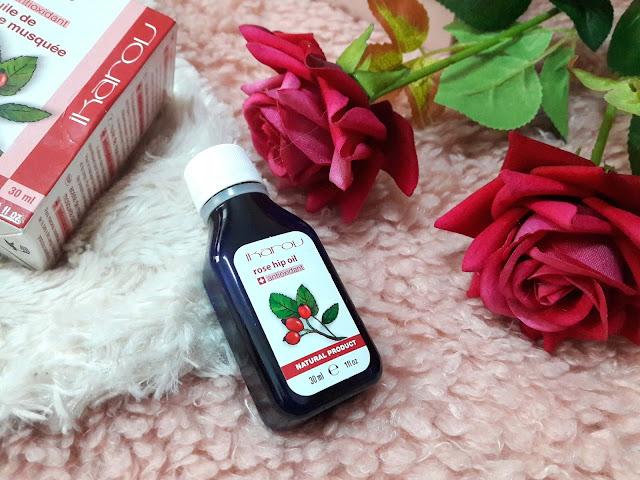 Ikarov 100% Pure Rosehip Oil