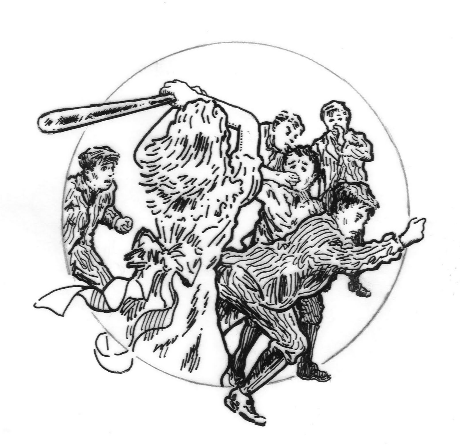 Mark Edward Geyer Illustration Blog: The Inquisitor's