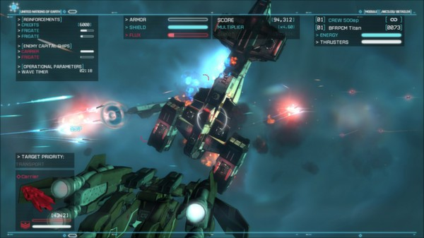 Strike Suit Infinity PC Full Español